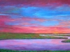 Marsh Sunset__6ftx12ft_